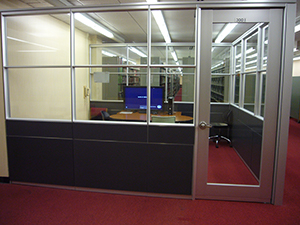 image of study room