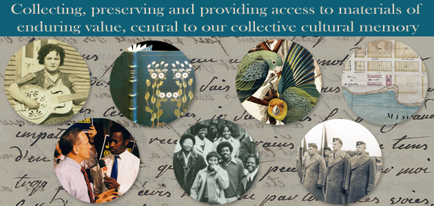 LSU Libraries Special Collections